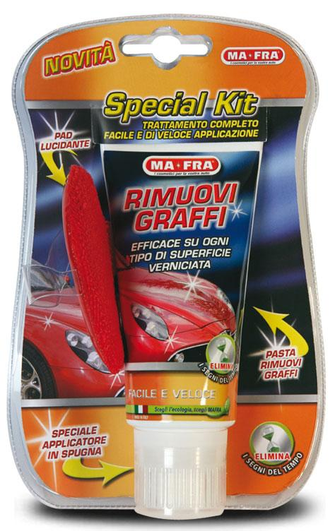 Scratch remover Special Kit